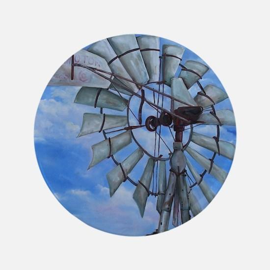 """Aermotor Windmill 3.5"""" Button"""