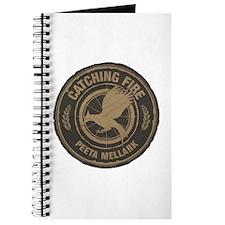 Catching Fire Peeta Mellark Journal
