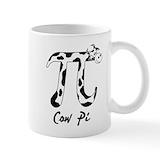 Cow pie Coffee Mugs