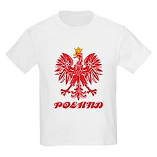 Polish Eagle v11 Kids T-Shirt