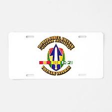 Army - II Field Force, Vn w SVC Ribbon Aluminum Li