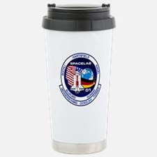 STS-61A Challenger Stainless Steel Travel Mug