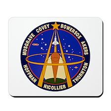 STS-61 Endeavour Mousepad