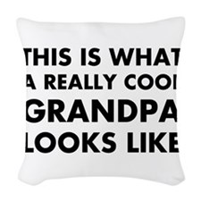 THIS IS WHAT  A REALLY COOL GR Woven Throw Pillow