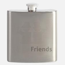 Stogie Friends Swag Flask