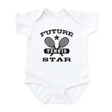 Future Tennis Star Infant Bodysuit