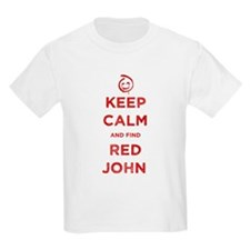 Keep Calm Red John The Mentalist T-Shirt