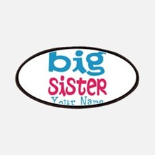 Personalized Big Sister Patches