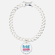 Personalized Big Sister Bracelet