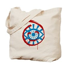 The Mentalist Visualize Red John Tote Bag