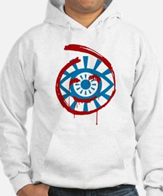 The Mentalist Visualize Red John Hoodie