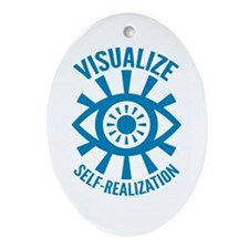 Visualize Self Realization The Mentalist Ornament