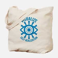 Visualize Self Realization The Mentalist Tote Bag