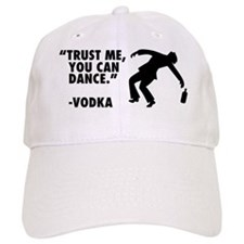 Vodka Baseball Baseball Cap