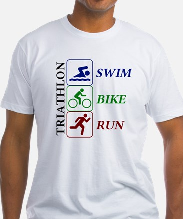 Triathlon icons T-Shirt