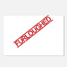 Furloughed Postcards (Package of 8)