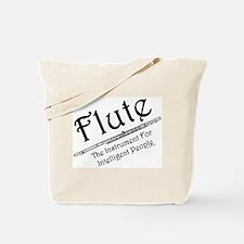 Intelligent Flute Tote Bag