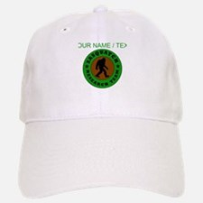 Custom Sasquatch Research Team Baseball Baseball Baseball Cap