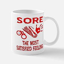 Sore Satisfied S&M Mug