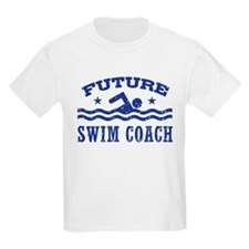 Future Swim Coach T-Shirt