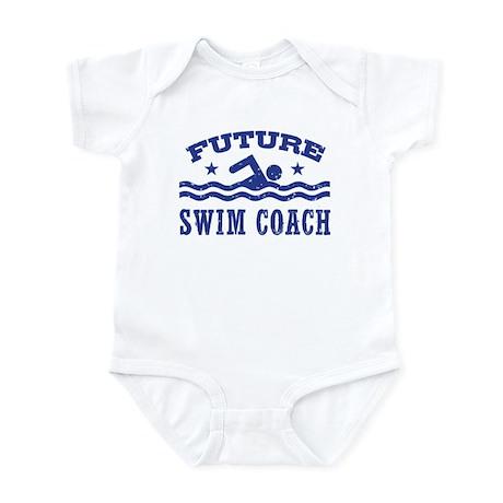 Future Swim Coach Infant Bodysuit