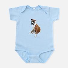 Boxer #6 (fawn) Infant Bodysuit