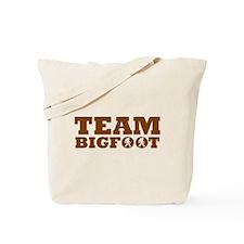 Team Bigfoot Tote Bag