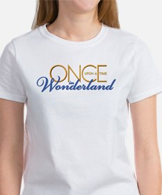 Once Upon a Time in Wonderland Tee