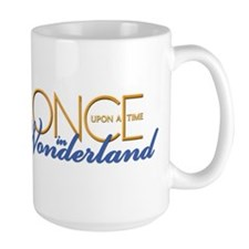 Once Upon a Time in Wonderland Ceramic Mugs