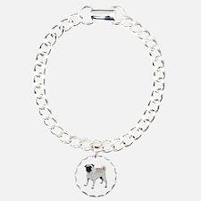 Cute pug Bracelet