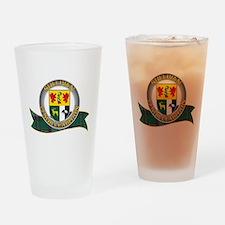 Sullivan Clann Drinking Glass