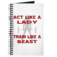 Train Like A Beast Journal