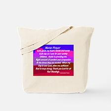 Nurse Prayer Blanket 3 Tote Bag