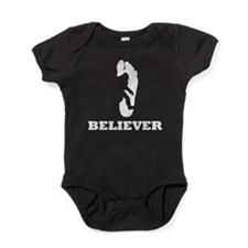 Bigfoot Believer Baby Bodysuit