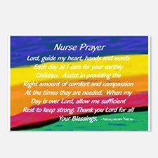 Nurse Prayer Bag Postcards (Package of 8)