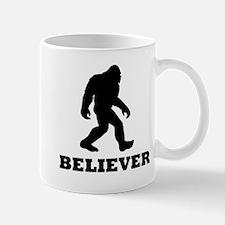 Bigfoot Believer Mugs
