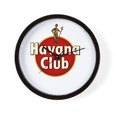 Cute Havana Wall Clock