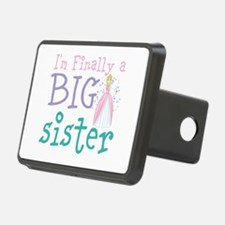 I'm finally a big Sister Hitch Cover