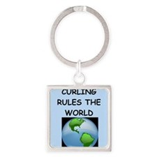 curling Keychains