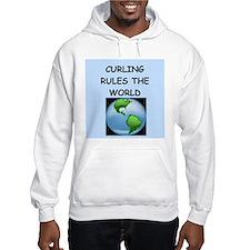 curling Hoodie