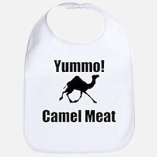 Yummo! Camel Meat Bib