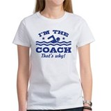 Swim coach Women's T-Shirt