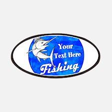 Custom fishing Patches