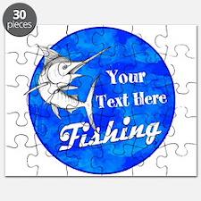 Custom fishing Puzzle