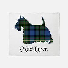Terrier - MacLaren Throw Blanket