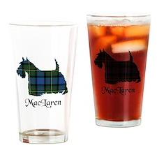 Terrier - MacLaren Drinking Glass