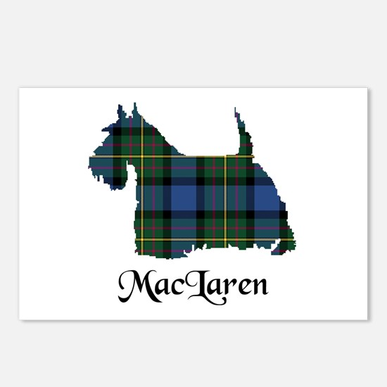 Terrier - MacLaren Postcards (Package of 8)