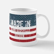 Made in Crawfordsville, Oregon Mugs