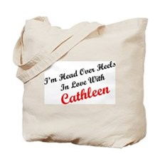 In Love with Cathleen Tote Bag
