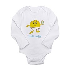 Little Laddu Long Sleeve Body Suit